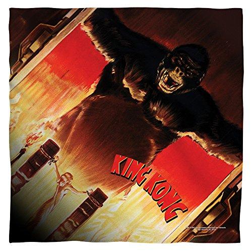 [해외]게이츠 반다나에서의 킹콩/King Kong At The Gates Bandana