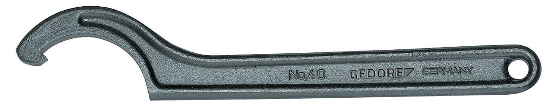 58-62 mm GEDORE 40 58-62 Hakenschl/üssel DIN 1810 Form A