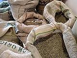 Green Unroasted Fresh 100% Arabica Coffee Beans, 5 Lb. Bag, RhoadsRoast Coffees (Uganda AA West Nile - Erussi RFA Certified 100% Arabica Coffee Beans)