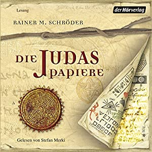 Die Judaspapiere Audiobook