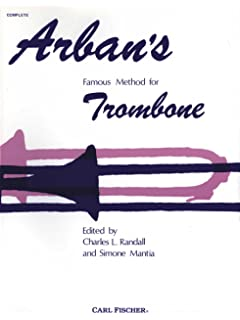 9175 j b arban complete method trombone euphonium joseph alessi arbans famous method for trombone fandeluxe Choice Image