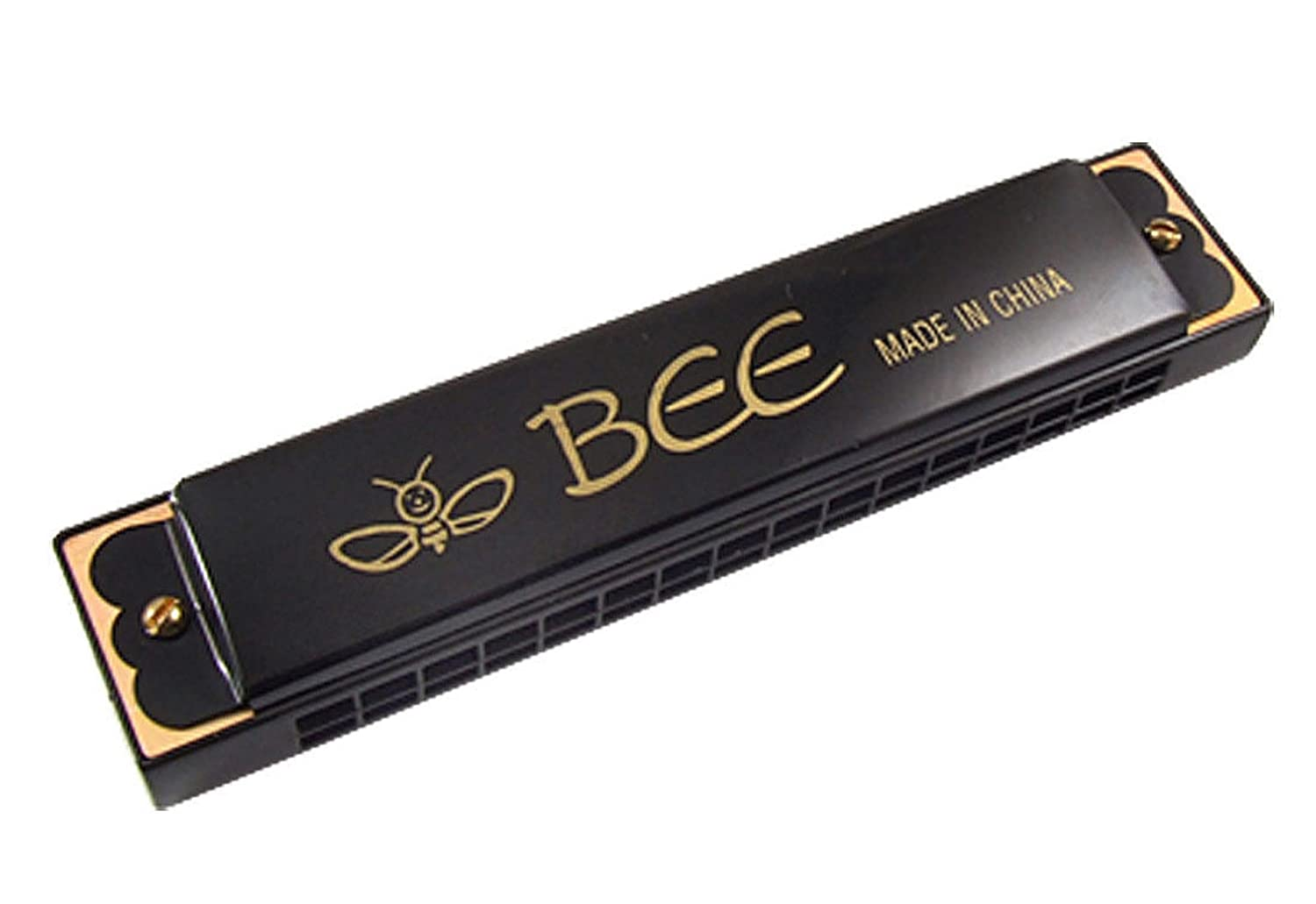 Bee Bee Mouth Organ With 48 Holesmulti Color