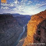 National Parks Wall Calendar (2017)