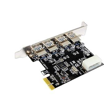 Socialism USB 3.0 Pci-e a Usb3.0 Riser Card Tarjeta de ...
