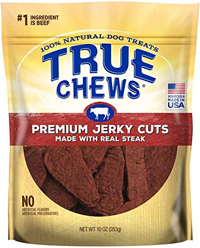 True Chews Sirloin Steak Jerky Dog Treat