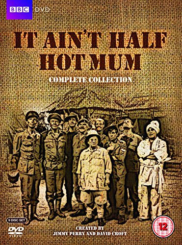 - It Ain't Half Hot Mum - Complete Collection - 9-DVD Box Set ( It Ain't 1/2 Hot Mum ) [ NON-USA FORMAT, PAL, Reg.2.4 Import - United Kingdom ]