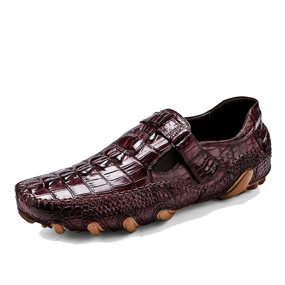 Men ' S Peas Schuhe, New Flat Business Casual schuhe Fashion Winter British Loafers Driving schuhe für Daily Leisure,b,39