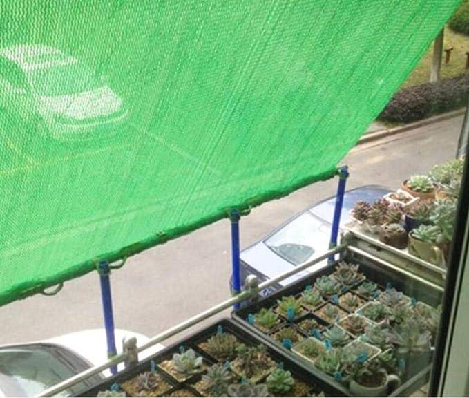 BYCDD 85% Red De Sombra con Ojales, Bloqueador Solar Transpirable ...