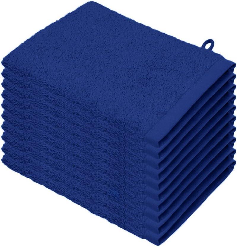 Handtuch Sets Frottier 500g//m2 in vielen Gr/ö/ßen und Farben 100/% Baumwolle 2 G/ästet/ücher 2 Waschhandschuhe Apfelgr/ün 2 Duscht/ücher 4 Handt/ücher sowie 10er Sparpack