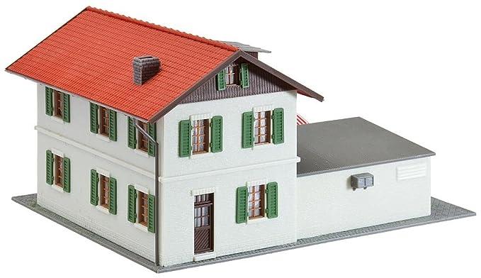 Faller 131273 - Casa con tienda para maquetas [importado de Alemania]: Amazon.es: Juguetes y juegos