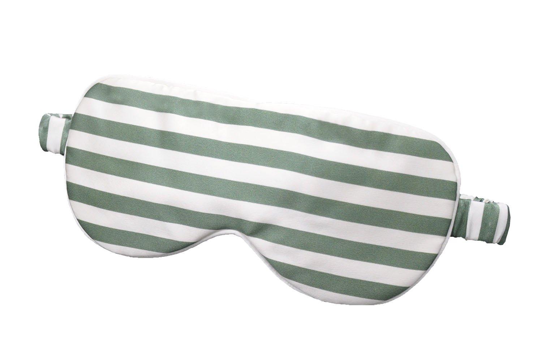 LULUSILK Mulberry Silk Sleep Eye Mask & Blindfold with Elastic Strap/Headband, Soft Eye Cover Eyeshade for Night Sleeping, Travel, Nap(Pink) EM001-Pink