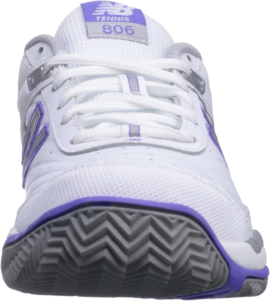 New Balance Women's 806 V1 Tennis Shoe