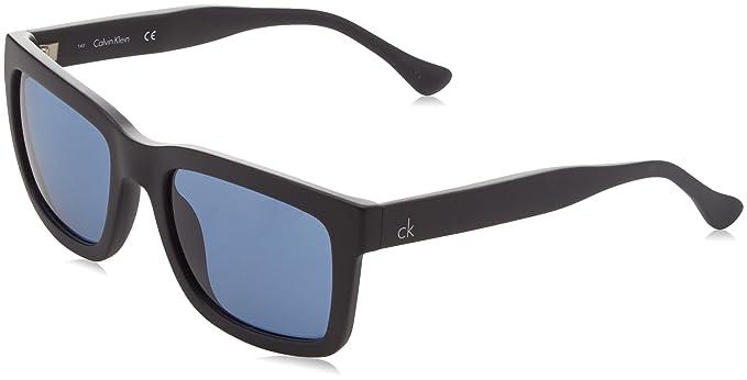 Calvin Klein Eye, Gafas de sol para Hombre, Negro (Nero) 55 ...