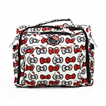 Ju-Ju-Be BFF Convertible Diaper Bag, Peek A Bow