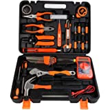 Dr. Prepare 29-Piece Hand Tool Set Household Tool Kit Repair Tool Set with Storage Case for Electricians