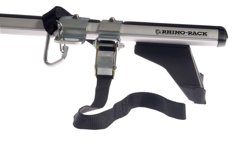 Rhino-Rack USA RLS5 Camloc Ladder Strap 20 in w//Snap Shackle For Use w//Rhino Heavy Duty Bars Camloc Ladder Strap