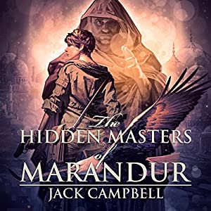 The Hidden Masters of Marandur Hörbuch