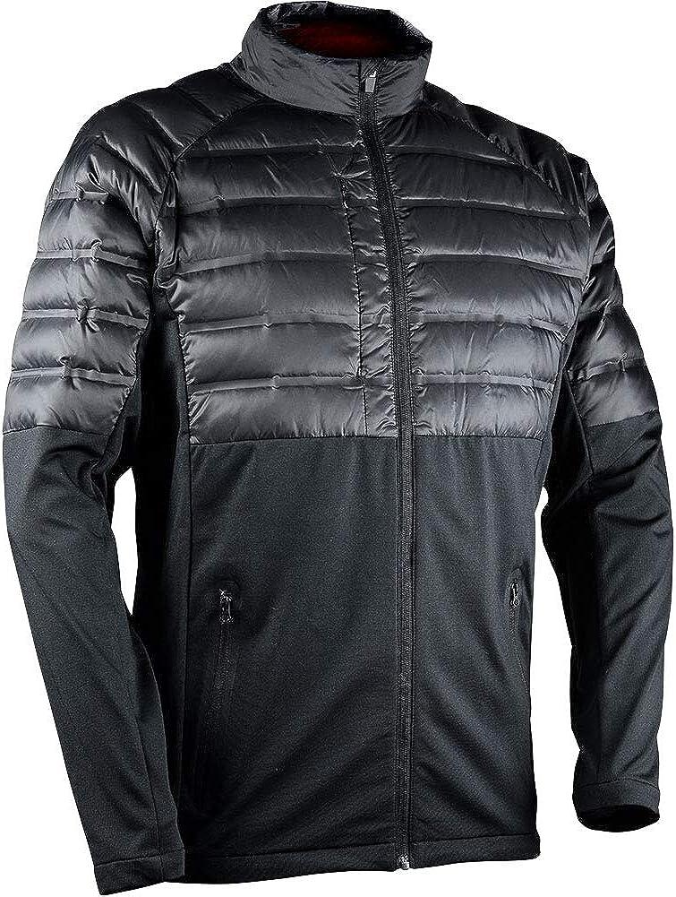 Sun Mountain Men's Hybrid Full Zip Golf Jacket