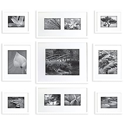 Amazoncom Gallery Perfect Photo Gallery Wall Decorative Art