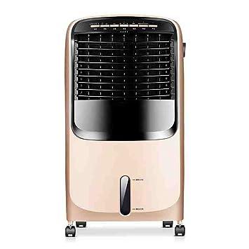 MAZHONG FANS Aire acondicionado Ventilador Hogar Refrigerado por agua Pequeño ventilador de aire Calentador de doble