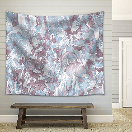 Vivid Repeating Map for Easy Making Seamless Pattern Use It for Filling Any Contours Fabric Wall Tapestry
