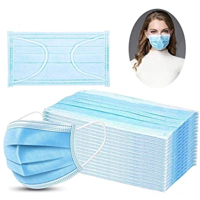 1Pcs Disposable Face Mask Carbon Filter Earloop Face Mouth Masks Cover Anti Dust Respirator Distributed