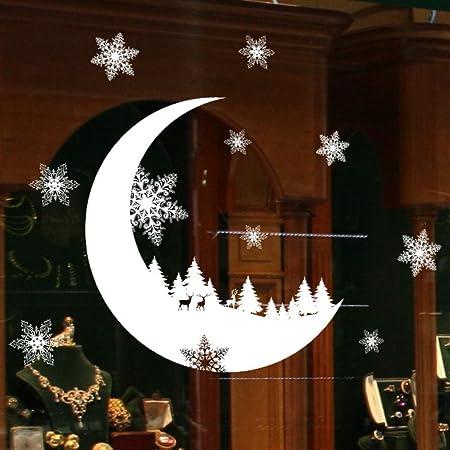 Xmas Weihnachtssticker Ursing Weihnachtsdeko Weihnachten Schnee