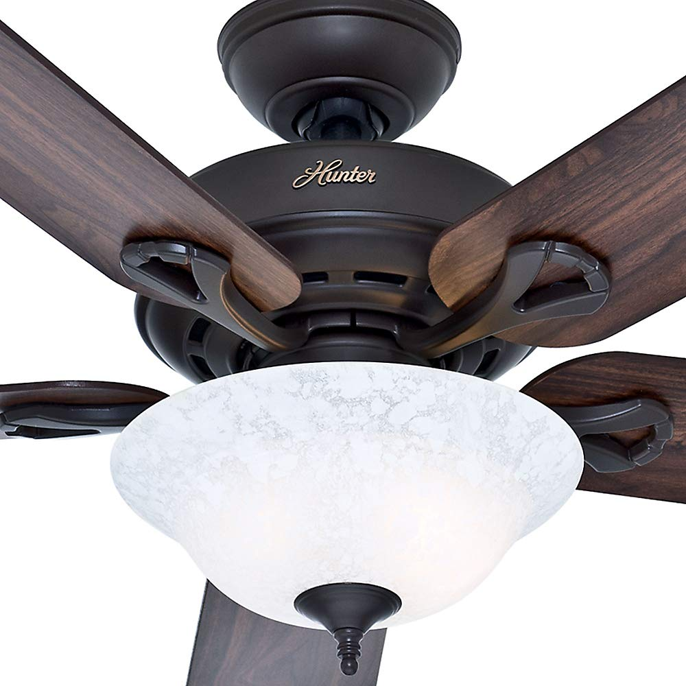 52'' Kensington Ceiling Fan (New Bronze with Freebies)