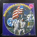 No Artist - Moon Mission Accomplished: The Fantastic Voyage Of Apollo 11 - Lp Vinyl Record