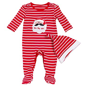 QSEFT® - Conjunto de 2 Piezas de Traje de Navidad para bebé ...