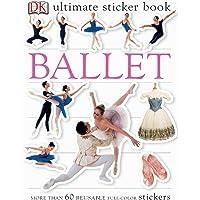 Ultimate Sticker Book: Ballet