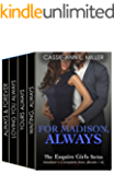 For Madison, Always - The Esquire Girls Series - Madison's Story (Books 1, 2, 3 & 4) - Box Set