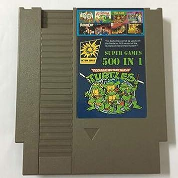 Amazon.es: Gwendoll 500 en 1 para Nintend NES Classic Super ...