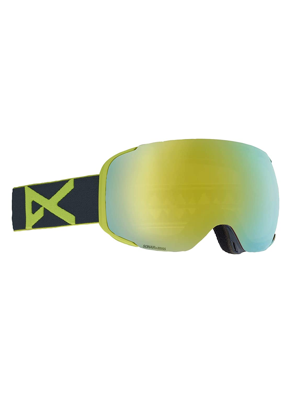 91d70e8eff6c Amazon.com   Anon Men s Asian Fit M2 Fog Free Magnetic Lens Ski Snow Goggle  with MFI Mask   Sports   Outdoors
