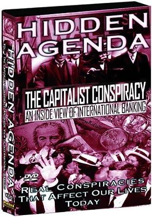Hidden Agenda 1: Capitalist Conspiracy - Inside USA DVD ...