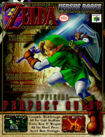 The Legend of Zelda : Ocarina of Time  Perfect Guide (Legend Of Zelda Ocarina Of Time 3ds Guide)