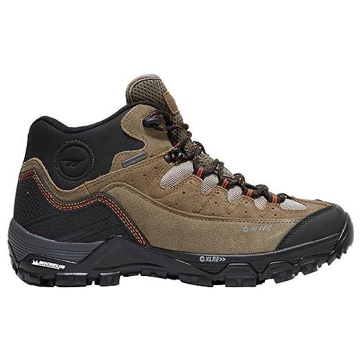 Ox Belmont Low Waterproof Men's Walking Shoes
