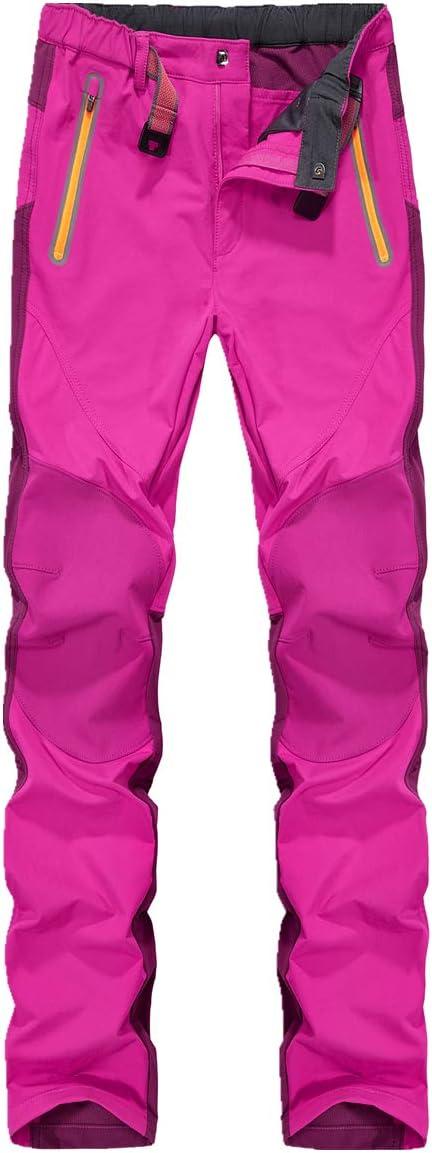 Montbreaker Womens Outdoor Trail Sportswear Water Repellent Softshell Hiking Pants