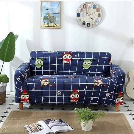 Yijiayun - Funda Protectora para sofá de 1 2 3 y 4 plazas, Tela ...