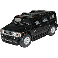 Jack Royal Hummer Metal Die-Cast Pull Back Toy Car (Color May Vary as per The Availability) (2008 Hummer H2 SUV)