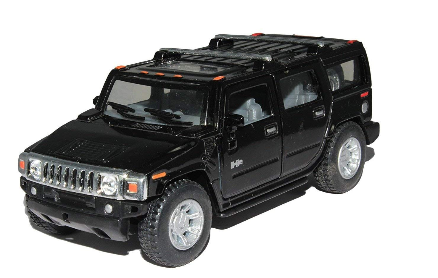 Jack Royal Hummer Metal Die-Cast Pull Back Toy Car (Color May Vary as per  The Availability) (8 Hummer H8 SUV) | hummer toy car