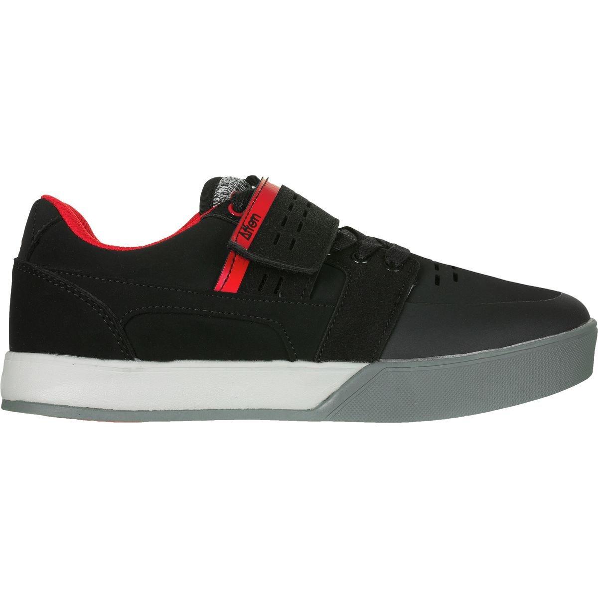 Afton Vectal Shoe – Men 'sブラック/レッド、9.5   B077MRBRWD