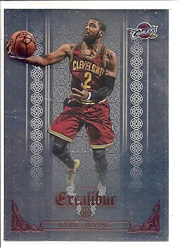 6b3db64c99d Kyrie Irving Cleveland Cavaliers 2014-15 Panini Excalibur Foil Basketball  Card  120