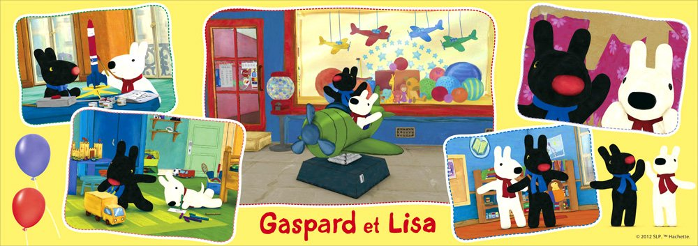 mejor oferta 52-118 Let's play together together together and to Gaspard master wide size 420 small piece of the puzzle Lisa (japan import) by Epoch  barato y de alta calidad