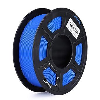 ELEGOO - Filamento PLA para impresora 3D, 1,75 mm, 1 kg, rollo ...