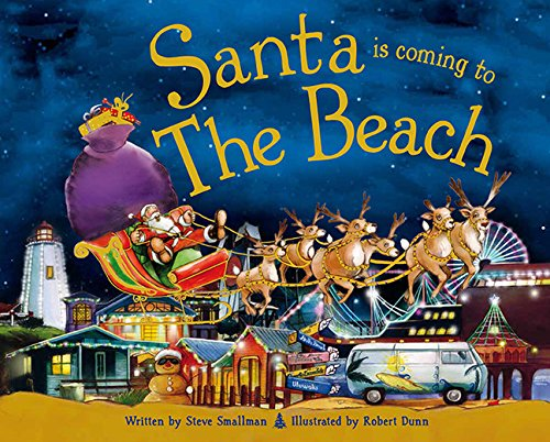 Santa Is Coming to the Beach ebook
