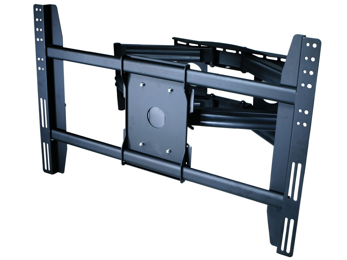 Monoprice Adjustable Tilting/Swiveling Wall Mount Bracket for LCD LED Plasma (Max 200Lbs, 42~63inch) by Monoprice