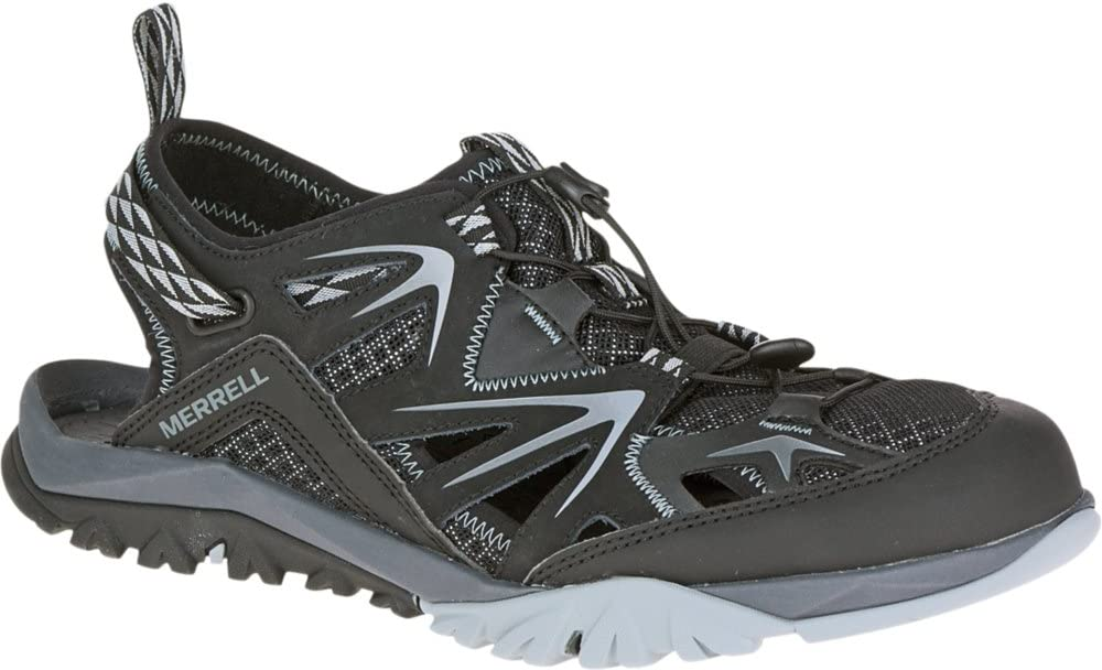 merrell mens hydro moc sandals draw