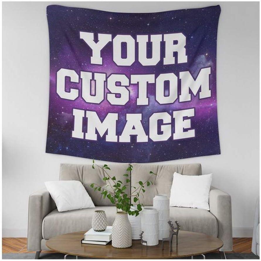 Samantha Custom Wall Tapestry, Custom Backdrop, Custom Wedding Tapestry, Personalized Image, Custom Image, Made to Order (71''WX60''L)