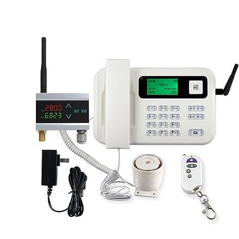 Control de temperatura alarma GSM SMS SOAN, alta/baja ...